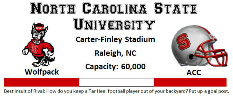 NC State Banner