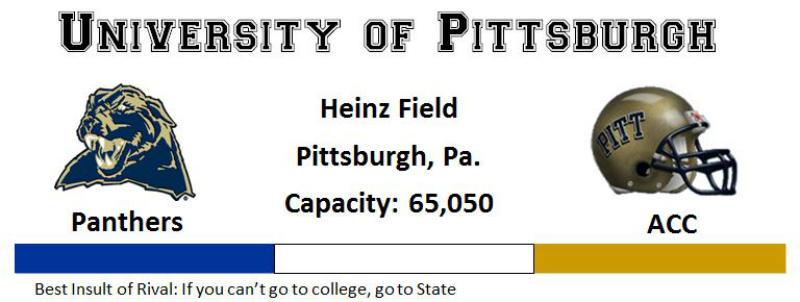 Pitt Banner