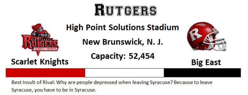 Rutgers Banner