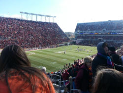 Va Tech Stadium