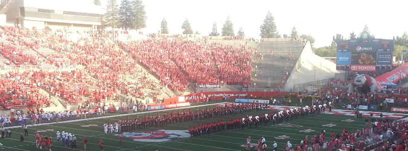 Fresno Stadium long