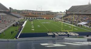 Rice Stadium Addition