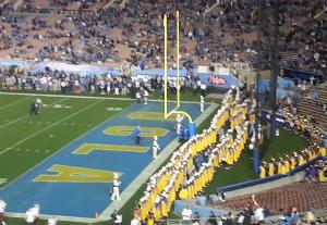 UCLA Endzone