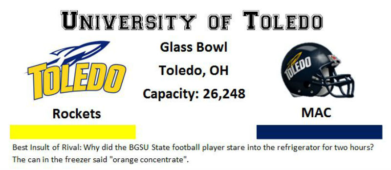 U Toledo Banner