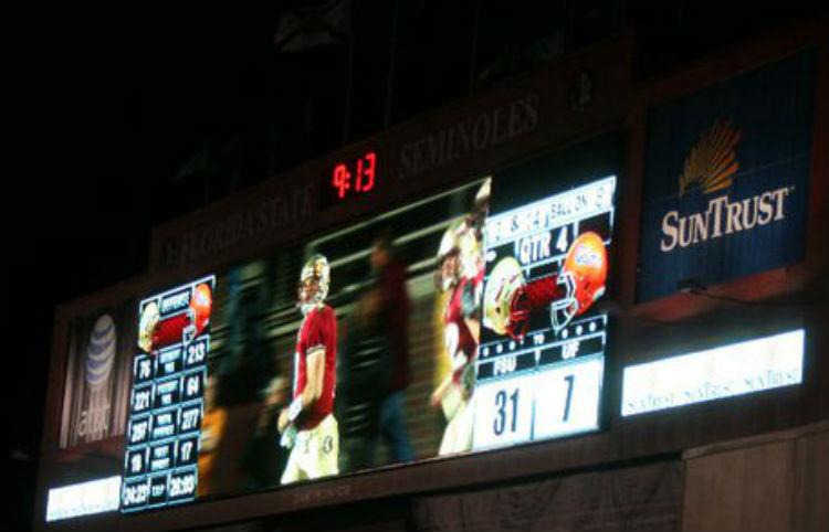 fsu scoreboard