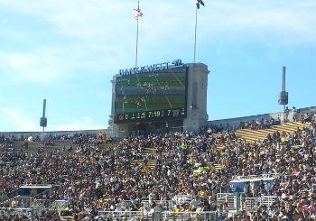 Cal Scoreboard