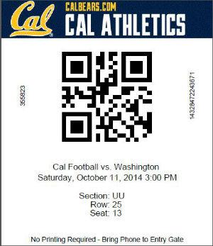 Cal Ticket Final
