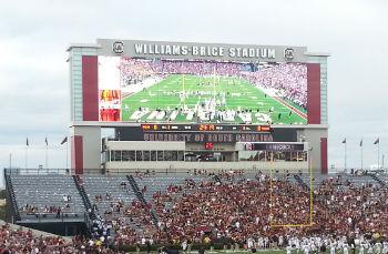 Williams Brice Scoreboard web