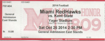 Miami O Ticket