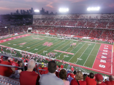 UofH Stadium Shot Great Final