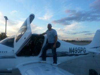 ISU Plane web