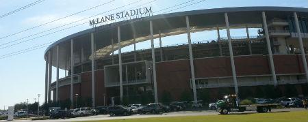 Baylor McLane Stadium Front web